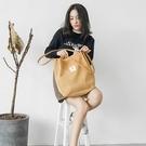 韓版ins文藝小清新帆布單肩包 便攜手提包 文件袋