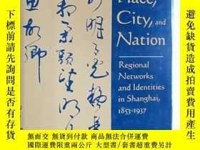 二手書博民逛書店Native罕見Place, City,and Nation(顧