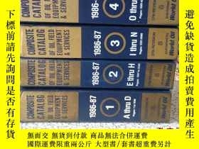 二手書博民逛書店COMPOSITE罕見CATALOG OF OIL FIELD