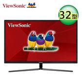 【ViewSonic 優派】VX3211-4K-MHD 32型 Ultra HD 液晶螢幕【全品牌送外出野餐杯】