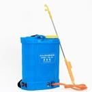 智慧背負式鋰電池電動噴霧器農用充電農藥高壓消毒機充電型打藥機 小艾時尚NMS