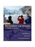 二手書博民逛書店 《Kraus Recreation and Leisure in Modern Society》 R2Y ISBN:0763707562│McLean