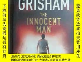 二手書博民逛書店The罕見Innocent Man6583 JohnGrisha