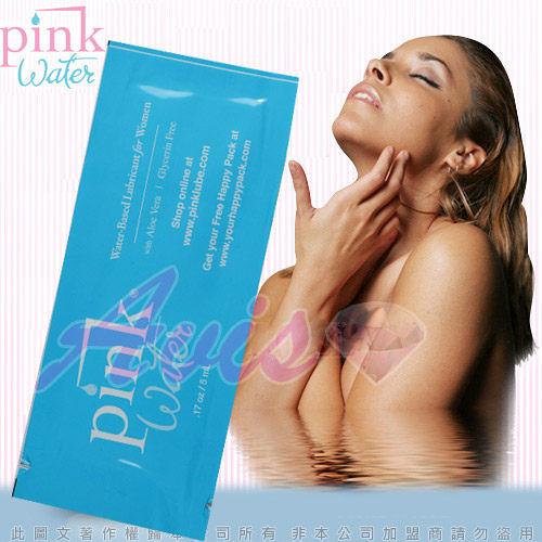 潤滑愛情配方 潤滑液 vivi情趣 按摩液 美國Empowered Products-Pink Water 水溶性潤滑劑5ml