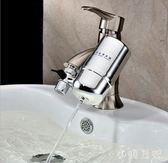 水龍頭凈水器家用直飲廚房凈化器家用過濾器自來水雙出水凈水機 aj10386『小美日記』