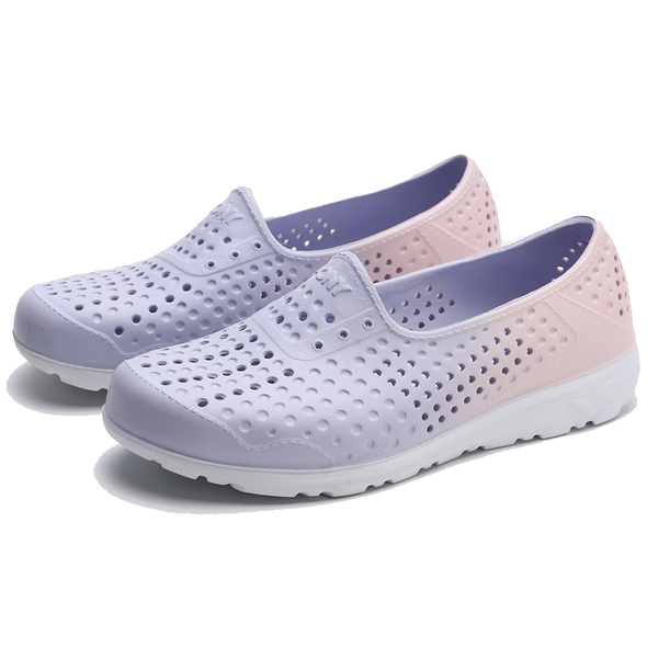 PONY TROPIC 水鞋 粉紫 紫 洞洞鞋 情侶 男女 (布魯克林) 02U1SA09BH