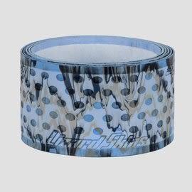 「野球魂中壢店」--「Lizard Skins」蜥蜴皮球棒握把布(藍×灰,厚度=0.5mm)
