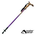 【Polar Star】橫直兩用登山杖『紫』P20714 (單支販售) 戶外.登山.健行.健走.露營.手杖.爬山.拐杖