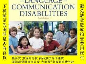 二手書博民逛書店Teaching罕見Students With Language And Communication Disabi