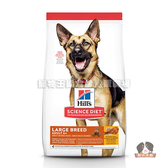 【寵物王國】希爾思-大型成犬6歲以上(雞肉大麥與糙米特調食譜)-33磅(14.9kg)