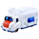 TOMICA 迪士尼幻珠寶小汽車 首飾收納珠寶車 雪寶