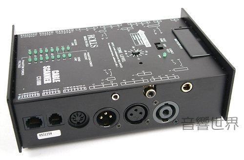 音響世界:美國Rolls CS1000專業級8種線材訊號檢測器 (Made in USA)含稅保固
