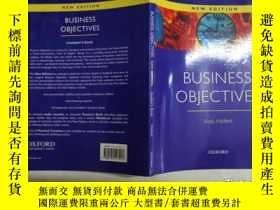 二手書博民逛書店BUSINESS罕見OBJECTIVES.Y363821