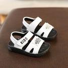 男童涼鞋 夏季涼鞋1-3歲男童防滑軟底3-6歲兒童學步兒童小童中童沙灘鞋【快速出貨八折下殺】