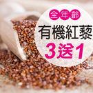 【大醫生技】有機紅藜麥粒 $320/袋 買3送1 600公克 完整9種必須胺基酸 進口 天然有機 現貨