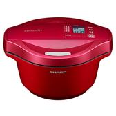 SHARP夏普2.4L無水鍋/0水鍋 KN-H24TB