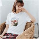 棉T  好多山粉彩棉質T恤  單色-小C館日系