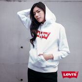 Levis 女款 重磅帽T / 經典Logo