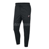 Nike 長褲 NSW Windrunner Pants 黑 紅 男款 風褲 運動休閒 【PUMP306】 CQ8917-010
