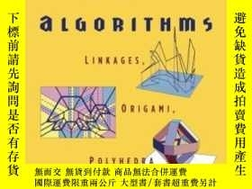 二手書博民逛書店Geometric罕見Folding AlgorithmsY256260 Erik D Demaine Cam
