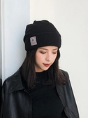 針織帽帽子女冬天韓版百搭加厚保暖ins學生秋冬月子帽韓國潮針織毛線帽 JUST M