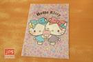 Hello Kitty 凱蒂貓 A5雙開資料夾 文件夾 雙子 957786