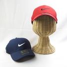 NIKE U L91 TECH CAP 老帽 棒球帽 後可調 BV1076- 深藍 / 紅 兩色【iSport 愛運動】