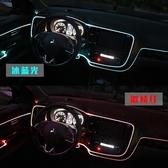 三菱新歐藍德勁炫氣氛燈室內燈改裝氛圍燈室內燈車內裝飾燈冷光線