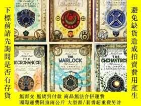二手書博民逛書店英語有聲罕見Secrets of the Immortal Ni