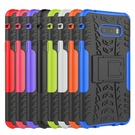 適用于LG G8X ThinQ通用V50S ThinQ炫紋支架防摔手機殼男女保護套