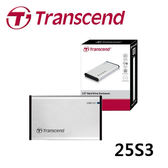 Transcend 創見 2.5吋 USB3.0 硬碟外接盒 StoreJet 25S3