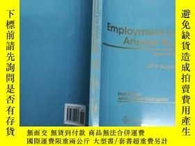 二手書博民逛書店Employment罕見Law Answer Book, 7th