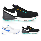 NIKE AIR ZOOM STRUCTURE 22 男慢跑鞋(免運 路跑≡排汗專家≡