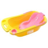 浴盆嬰兒浴盆小孩兒童沐浴洗澡盆新生兒用品寶寶洗浴桶大號加厚