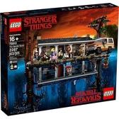 樂高積木 LEGO 2019《 LT75810 》Stranger Things 怪奇物語系列 - The Upside Down