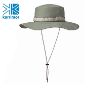 日系[ Karrimor ] Safari Hat 抗UV圓盤帽/遮陽帽 軍綠
