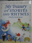 【書寶二手書T4/少年童書_YFT】Title-My Treasury of Stories and Rhymes_Ni