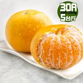 【果之家】台灣黃金薄皮爆汁30A特級茂谷柑(5台斤 單顆250-300g)