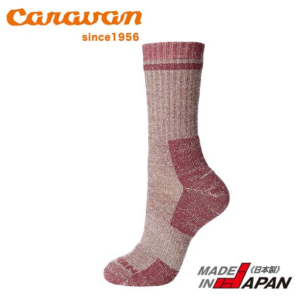 日本【Caravan】Merino Wool‧Pile Socks 厚襪