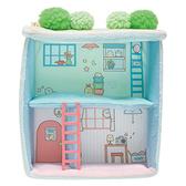 San-X 角落生物 沙包玩偶場景組 附沙包玩偶  造型屋 家家酒玩具 角落小夥伴 炸豬排的家