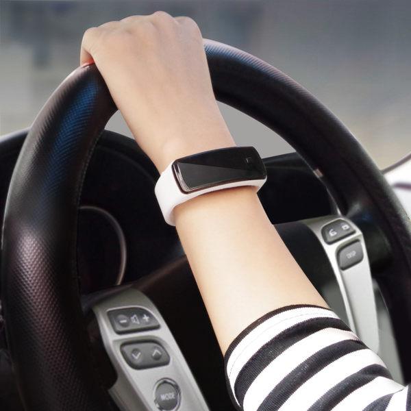 【原創館】LED 觸屏手環 運動 情侶手表