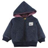 【愛的世界】鋪棉保暖連帽外套/1~3歲-台灣製- ★秋冬外套