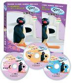 企鵝家族【Pingu大發現 BOX-4 (三片裝)】DVD