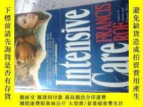 二手書博民逛書店Intensive罕見Care (a beautiful woman and her doctor-a novel