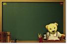 3M  558L-B  利貼佈告欄-泰迪熊系列  / 片