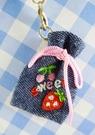 【震撼精品百貨】日本精品百貨-手機吊飾/鎖圈-草莓福袋