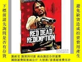 二手書博民逛書店Red罕見Dead Redemption Signature S