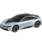 小禮堂 TOMICA多美小汽車 BMWi8 雙門跑車 玩具車 模型車 (17 銀) 4904810-85998