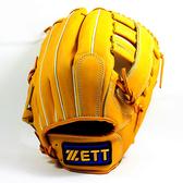 [陽光樂活=](AY) ZETT JR系列少年專用野手通用棒球手套 BPGT-JR37 正手 原色