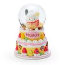 【震撼精品百貨】Pochacco_帕帢狗~三麗鷗聖誕水晶球-2019年#85018
